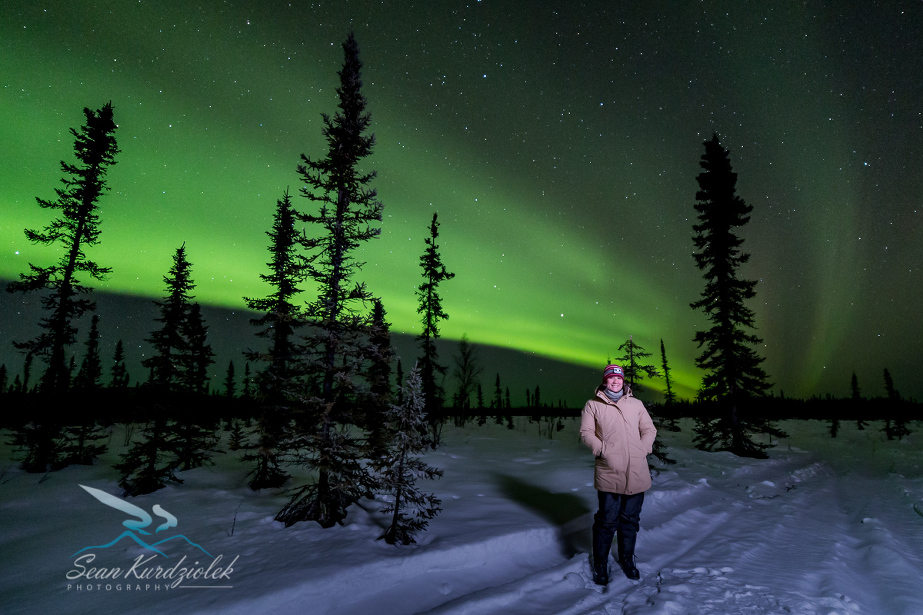 Fairbanks Aurora Photographer